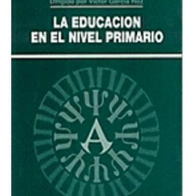 La educación en el nivel primario