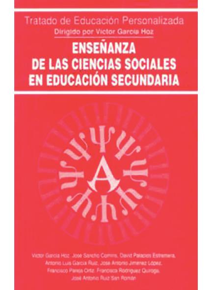 Enseñanza de las ciencias sociales en educación secundaria