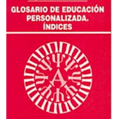 Glosario de Educación Personalizada