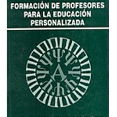Formación de profesores para la educación personalizada